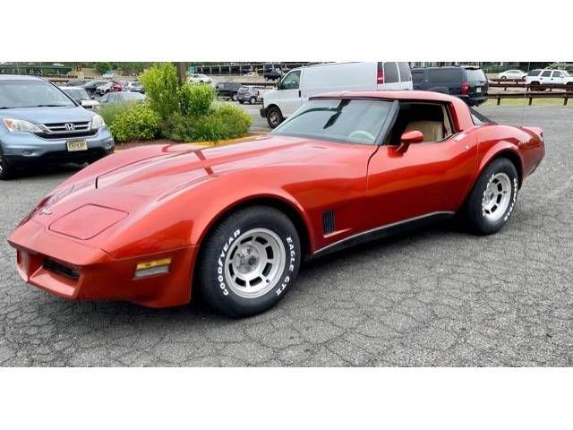 1980 Chevrolet Corvette (CC-1532255) for sale in Cadillac, Michigan