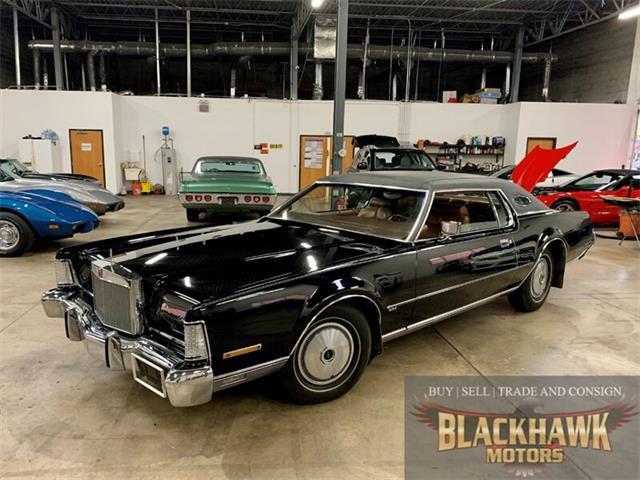 1973 Lincoln Continental Mark IV (CC-1532259) for sale in Gurnee, Illinois