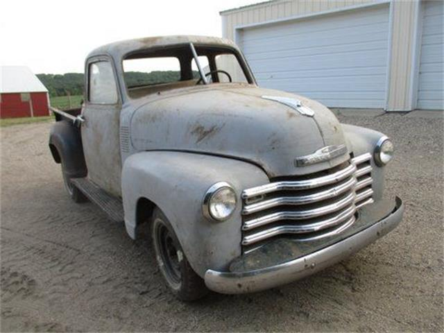 1951 Chevrolet 3100 (CC-1532260) for sale in Cadillac, Michigan