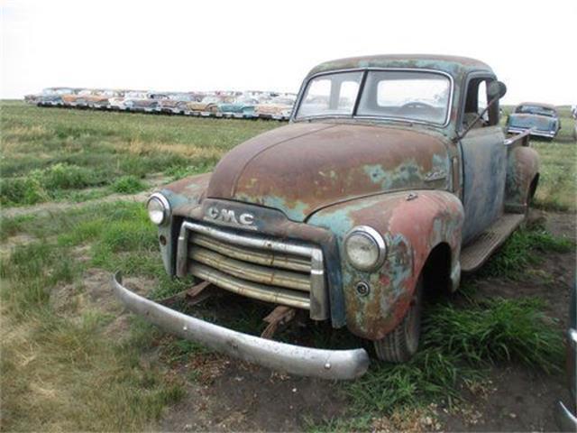 1948 GMC Pickup (CC-1532265) for sale in Cadillac, Michigan