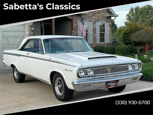 1965 Dodge Coronet (CC-1532272) for sale in Orville, Ohio