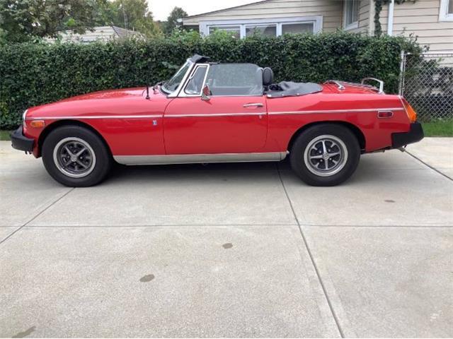 1975 MG MGB (CC-1532278) for sale in Cadillac, Michigan