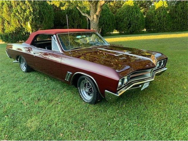 1967 Buick Gran Sport (CC-1530228) for sale in Tebbetts, Missouri