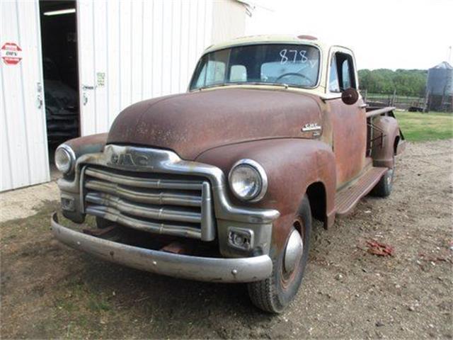 1954 GMC Pickup (CC-1532280) for sale in Cadillac, Michigan
