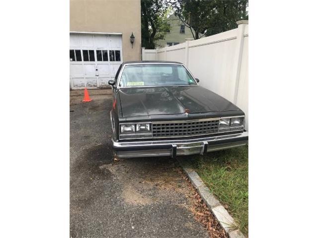 1983 Chevrolet El Camino (CC-1532281) for sale in Cadillac, Michigan