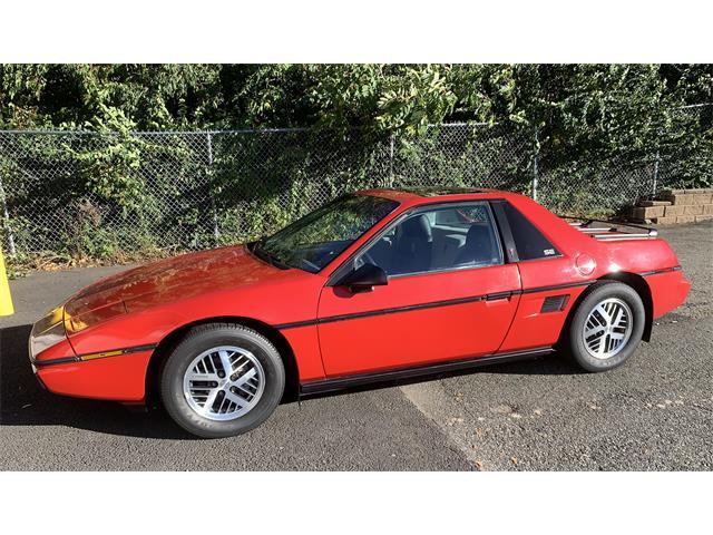 1985 Pontiac Fiero (CC-1532285) for sale in Cedar Knolls, New Jersey