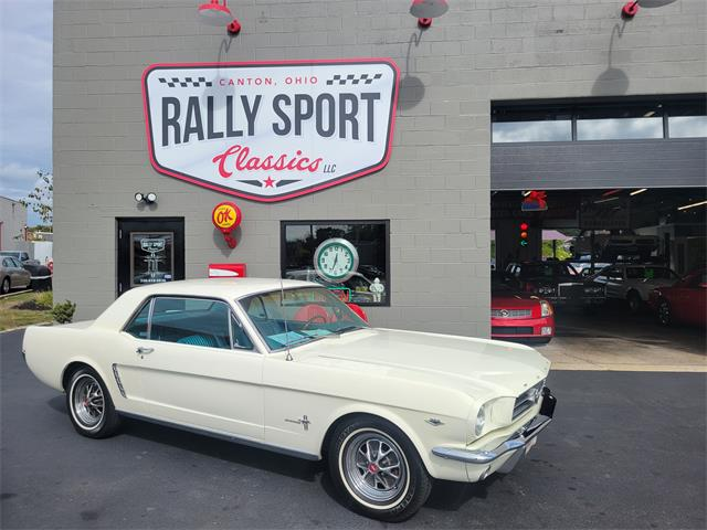 1965 Ford Mustang (CC-1532286) for sale in Canton, Ohio