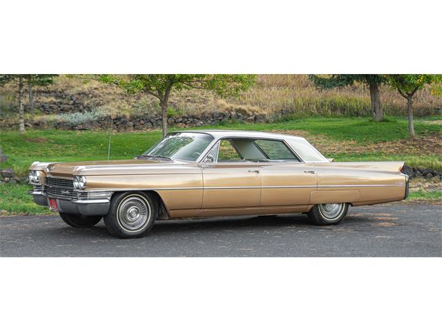 1963 Cadillac Sedan DeVille (CC-1532288) for sale in Spokane, Washington