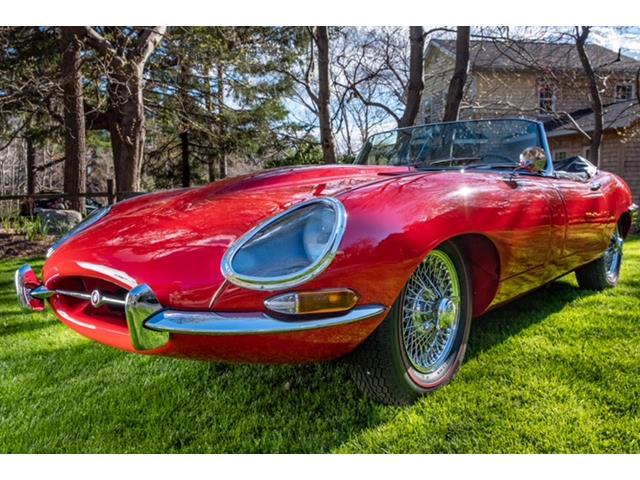 1962 Jaguar E-Type (CC-1532293) for sale in Halifax, Nova Scotia