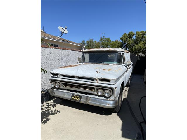 1962 GMC Panel Truck (CC-1532300) for sale in Los Angeles, California