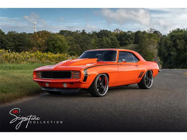 1969 Chevrolet Camaro (CC-1530231) for sale in Green Brook, New Jersey