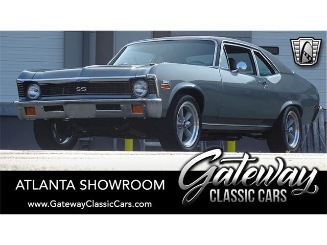 1972 Chevrolet Nova (CC-1532319) for sale in O'Fallon, Illinois