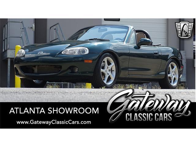 2001 Mazda Miata (CC-1532321) for sale in O'Fallon, Illinois