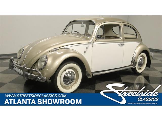 1961 Volkswagen Beetle (CC-1532324) for sale in Lithia Springs, Georgia