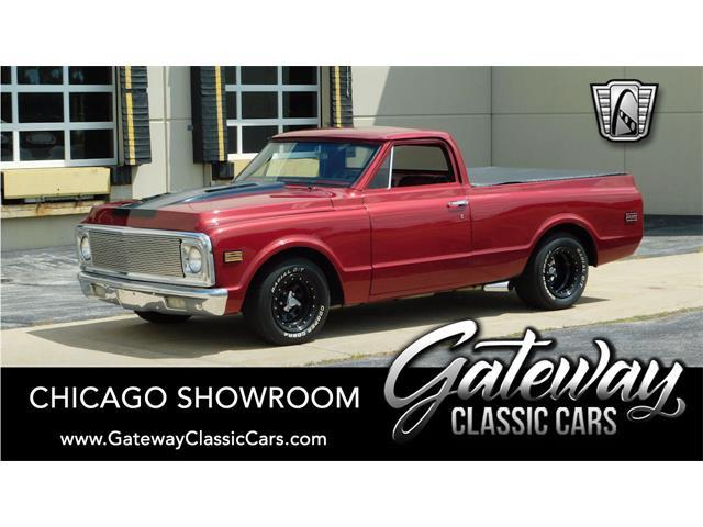 1971 Chevrolet C10 (CC-1532330) for sale in O'Fallon, Illinois