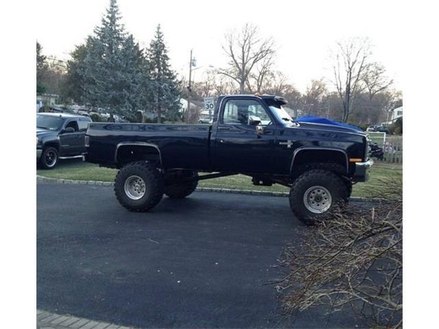 1986 Chevrolet Silverado (CC-1532332) for sale in Cadillac, Michigan