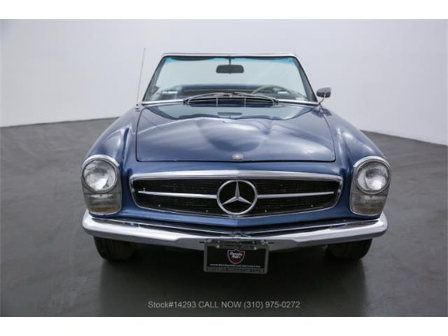 1966 Mercedes-Benz 230SL (CC-1532336) for sale in Beverly Hills, California