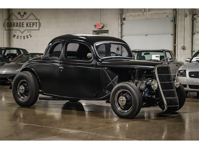 1935 Ford Business Coupe (CC-1532338) for sale in Grand Rapids, Michigan