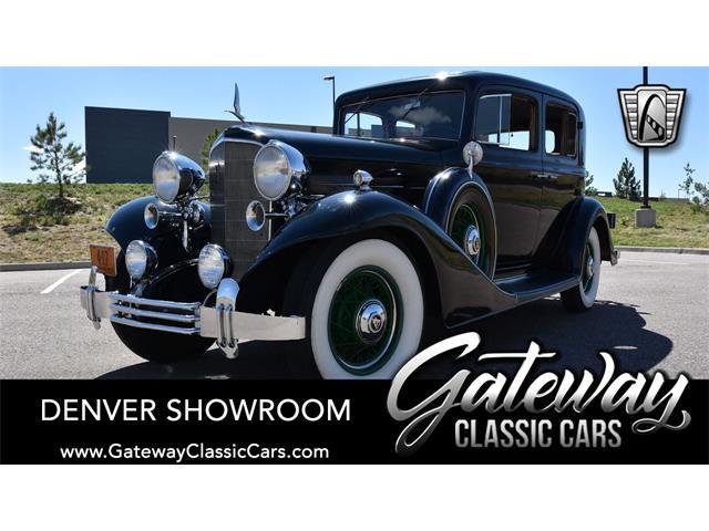 1933 Cadillac Sedan (CC-1532346) for sale in O'Fallon, Illinois