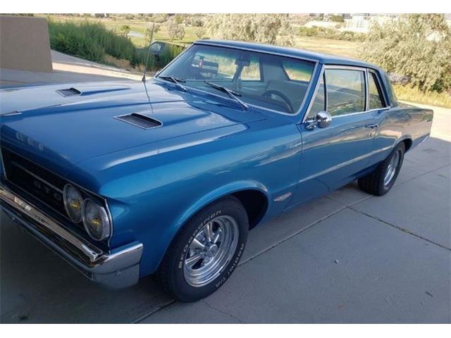 1964 Pontiac GTO (CC-1532356) for sale in Cadillac, Michigan