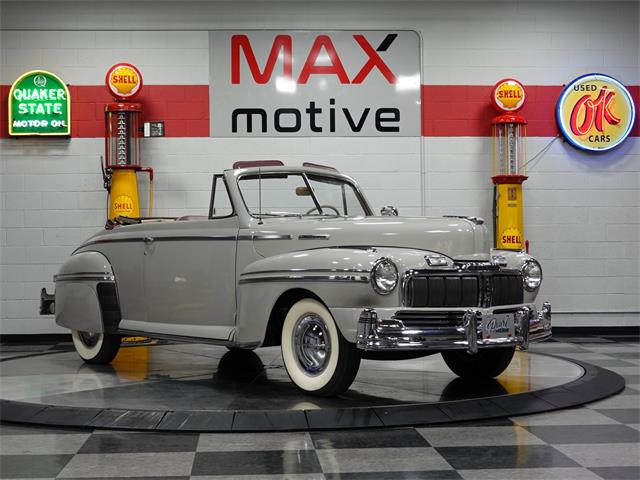 1947 Mercury Eight (CC-1532357) for sale in Pittsburgh, Pennsylvania