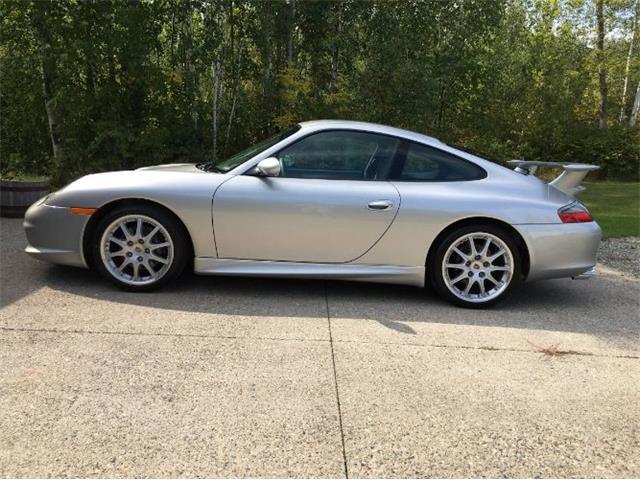 2003 Porsche 911 (CC-1532358) for sale in Cadillac, Michigan