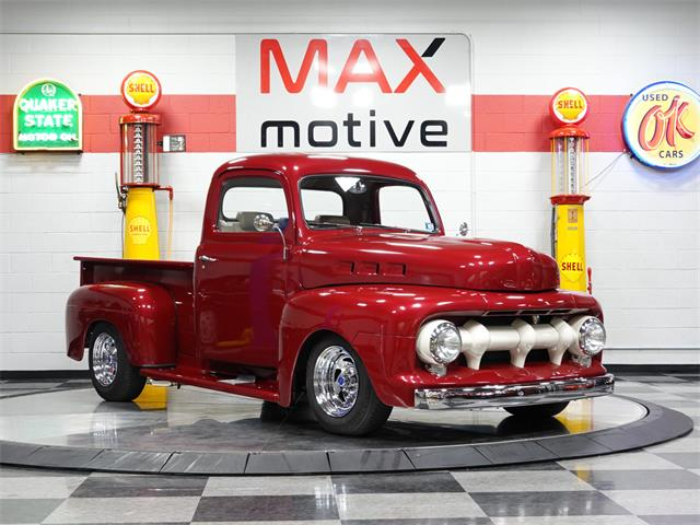 1951 Ford F1 (CC-1532369) for sale in Pittsburgh, Pennsylvania