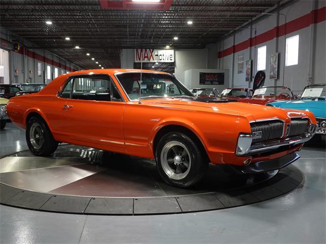 1967 Mercury Cougar (CC-1532371) for sale in Pittsburgh, Pennsylvania
