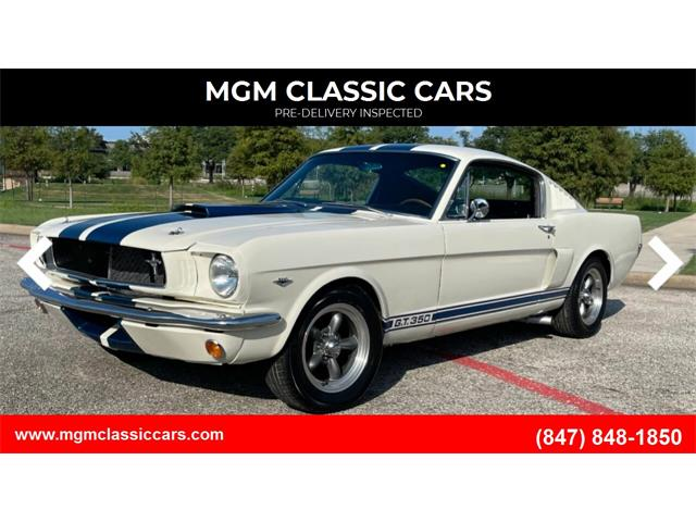 1965 Ford Mustang (CC-1532375) for sale in Addison, Illinois