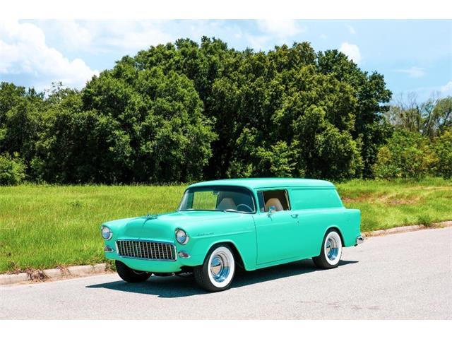 1955 Chevrolet Bel Air (CC-1532384) for sale in Winter Garden, Florida
