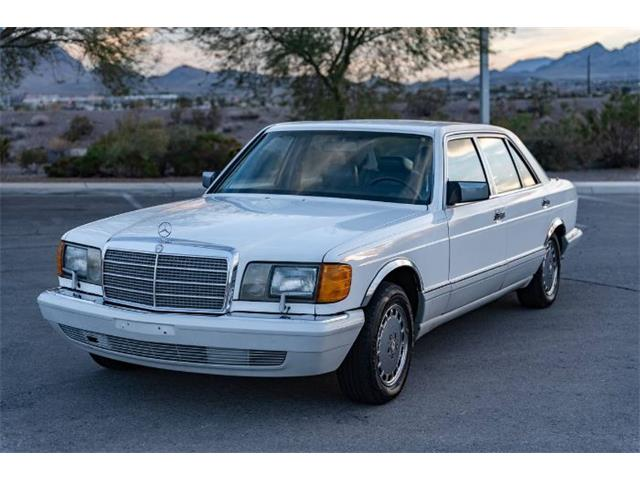1989 Mercedes-Benz 560SEL (CC-1532385) for sale in Cadillac, Michigan