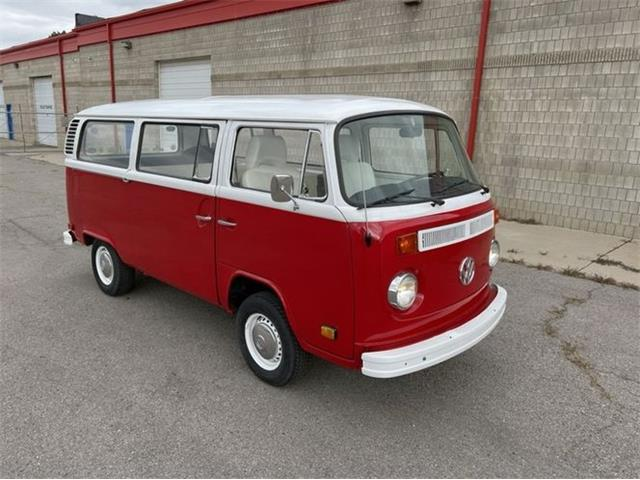 1973 Volkswagen Transporter (CC-1532387) for sale in Cadillac, Michigan