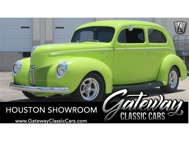 1940 Ford Tudor (CC-1532391) for sale in O'Fallon, Illinois