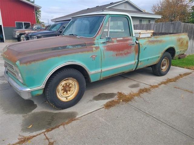 1967 Chevrolet C20 (CC-1532392) for sale in Cadillac, Michigan