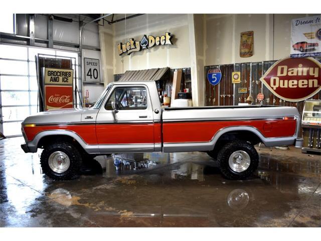 1977 Ford F150 (CC-1532394) for sale in Redmond, Oregon