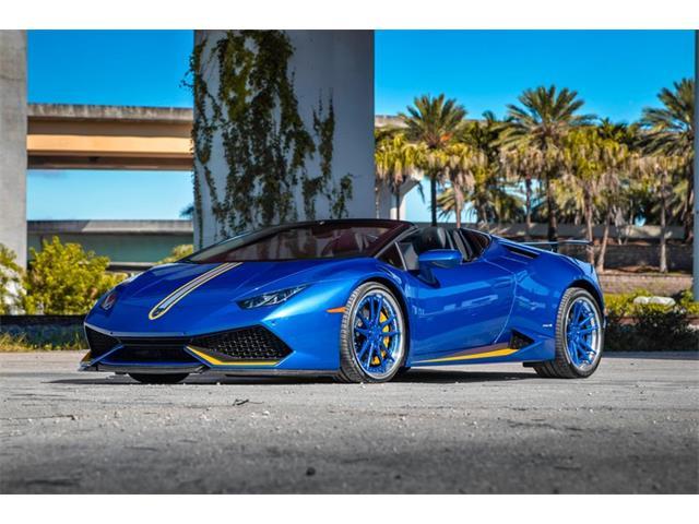 2017 Lamborghini Huracan (CC-1532399) for sale in Fort Lauderdale, Florida