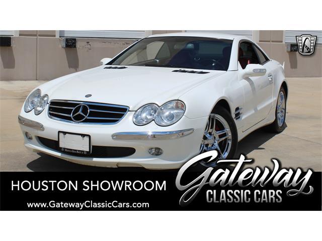 2003 Mercedes-Benz SL500 (CC-1532405) for sale in O'Fallon, Illinois