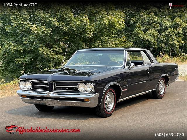 1964 Pontiac GTO (CC-1532408) for sale in Gladstone, Oregon