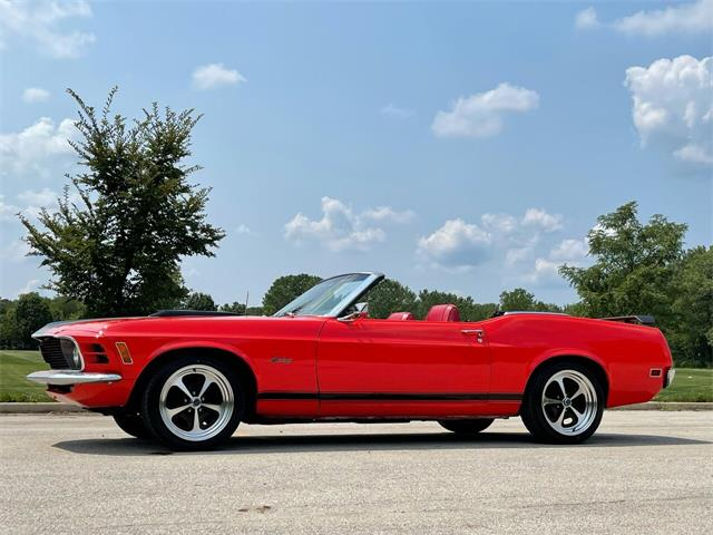 1970 Ford Mustang (CC-1532415) for sale in Geneva, Illinois
