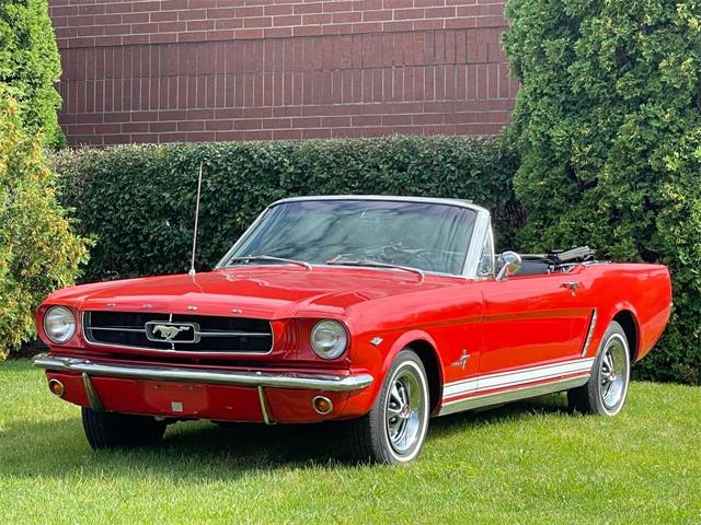 1965 Ford Mustang (CC-1532416) for sale in Geneva, Illinois
