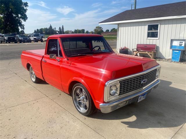 1972 Chevrolet C/K 10 (CC-1532417) for sale in Brookings, South Dakota