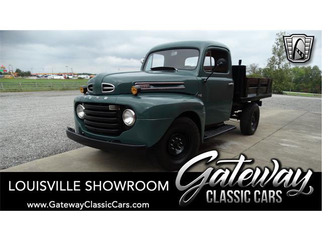 1950 Ford F3 (CC-1532422) for sale in O'Fallon, Illinois