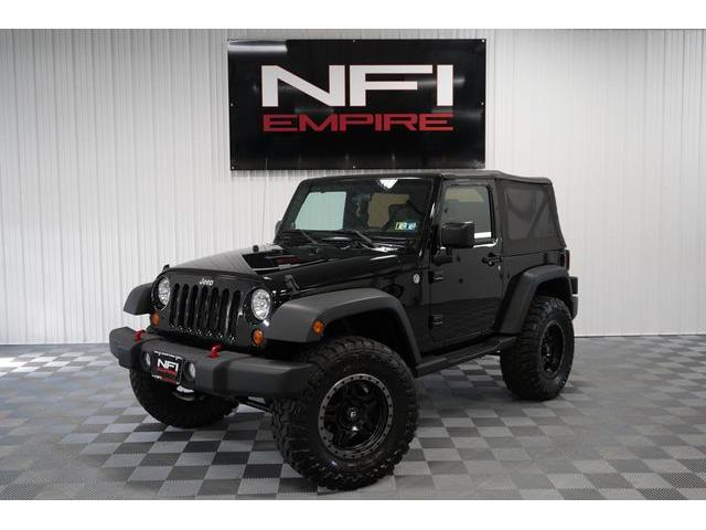 2010 Jeep Wrangler (CC-1532429) for sale in North East, Pennsylvania
