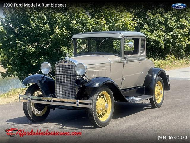 1930 Ford Model A (CC-1532430) for sale in Gladstone, Oregon