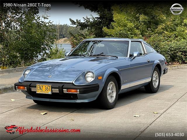 1980 Datsun 280Z (CC-1532431) for sale in Gladstone, Oregon
