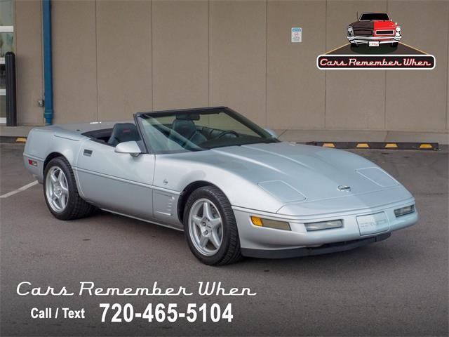 1996 Chevrolet Corvette (CC-1532435) for sale in Englewood, Colorado