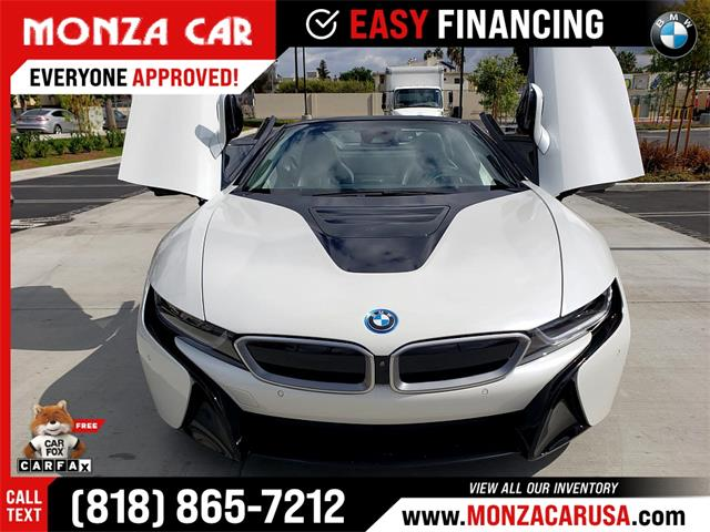 2019 BMW i8 (CC-1532437) for sale in Sherman Oaks, California