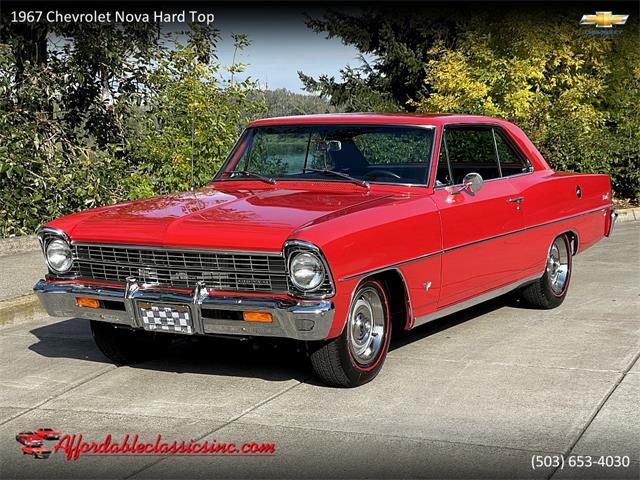 1967 Chevrolet Nova (CC-1532439) for sale in Gladstone, Oregon