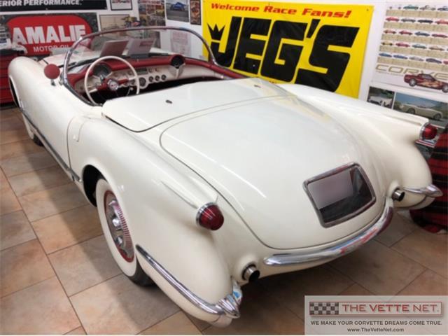 1954 Chevrolet Corvette (CC-1532444) for sale in Sarasota, Florida