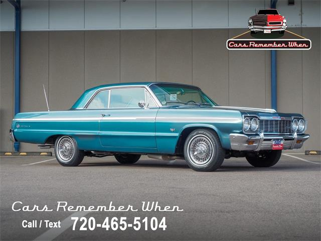 1964 Chevrolet Impala (CC-1532445) for sale in Englewood, Colorado